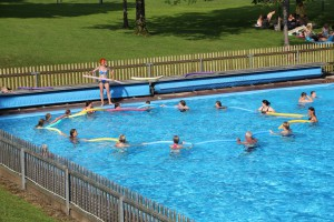 aquagymnastik