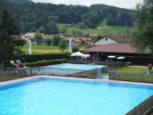 Schwimmbad Neukirchen am Teisenberg 2015
